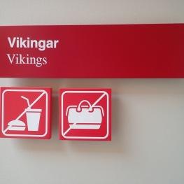 They promised us Vikings @Historiska Museet