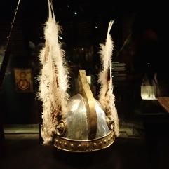 Valkyrie helmet (per Wagner) @Historiska Museet