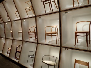 I'm in love with my chair @Design Museum Denmark