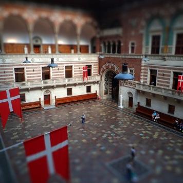 Main Hall @Københavns Rådhus