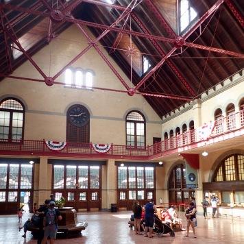 Train Terminal @Liberty State Park