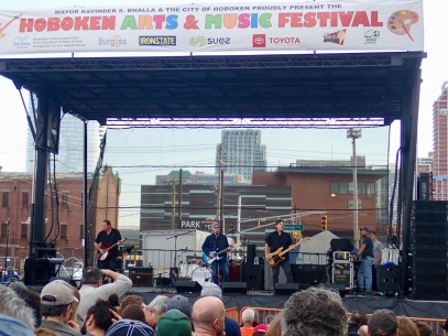The Smithereens @ Hoboken Arts & Music Festival