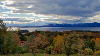 Lake Champlain @Shelburne Farm VT