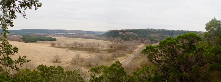 Just Back: Texas Hill Country