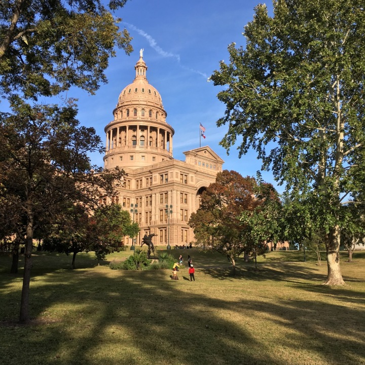 @Texas State Capitol