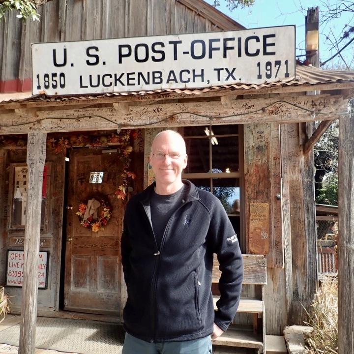 SMB @Luckenbach Texas
