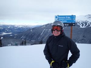 GR @Harmony Ridge, Whistler