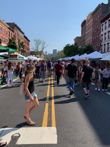 @Washington St - Hoboken Arts + Music Festival - Spring 2019