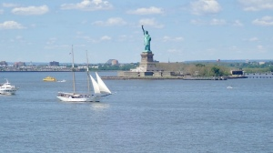 Statue of Liberty from Governors Island