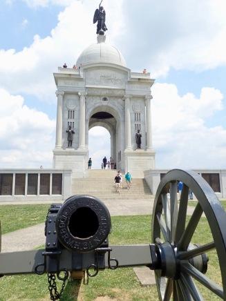 Pennsylvania Monument @ Gettysburg National Military Park