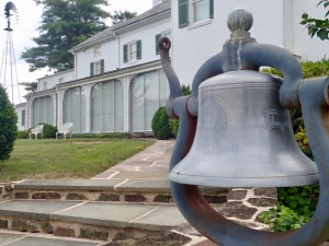 Presidential Bell - Eisenhower Home @ Gettsyburg