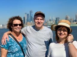 CPB + CB + HVW @ Hoboken Waterfront