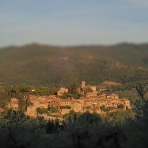@ Montefioralle - Tuscany - Italy