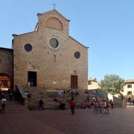 Domeless Duomo @ San Gimignano