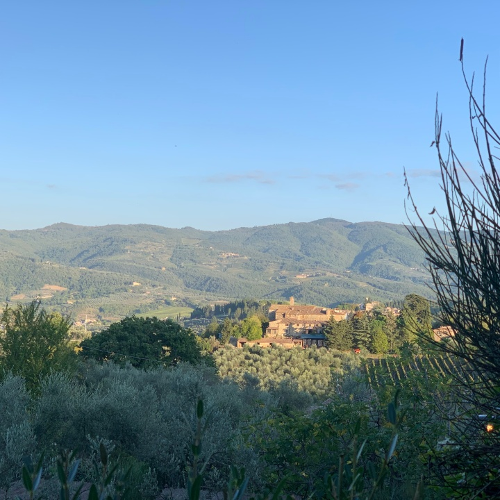 p.m. view from Villa Bordoni