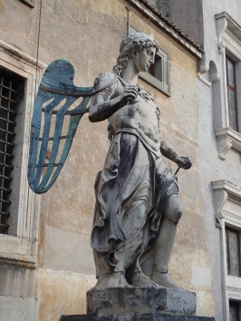 Archangel Michael @ Castella Sant'Angleo