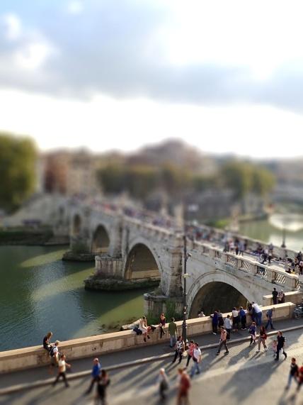Ponte Sant'Angelo @ Castella Sant'Angleo