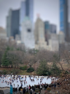 Skaters @ Central Park