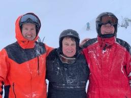 SMB + PA + NLD @ Blackcomb Glacier