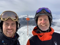 AWB + SMB @ Whistler Peak