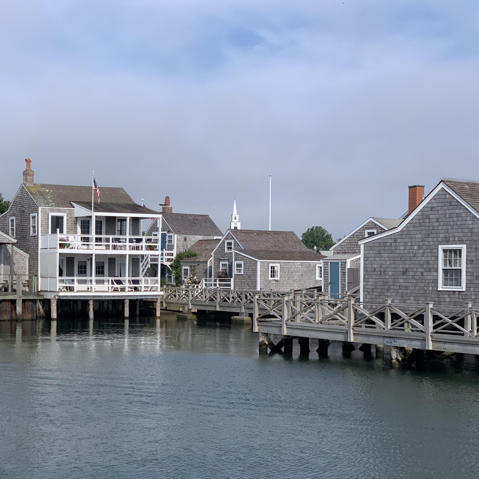 Nantucket harbour