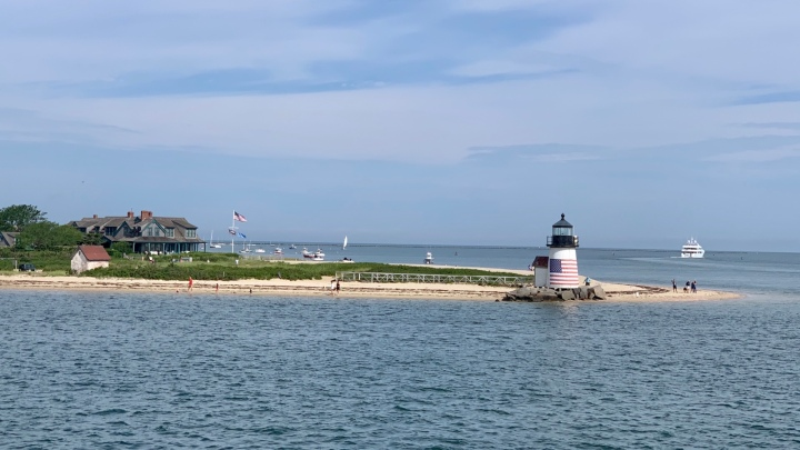 Just back: Nantucket