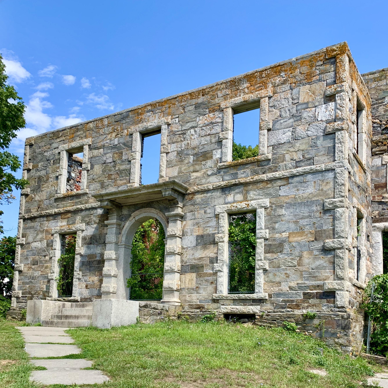 Goddard Mansion @ Fort Williams Park