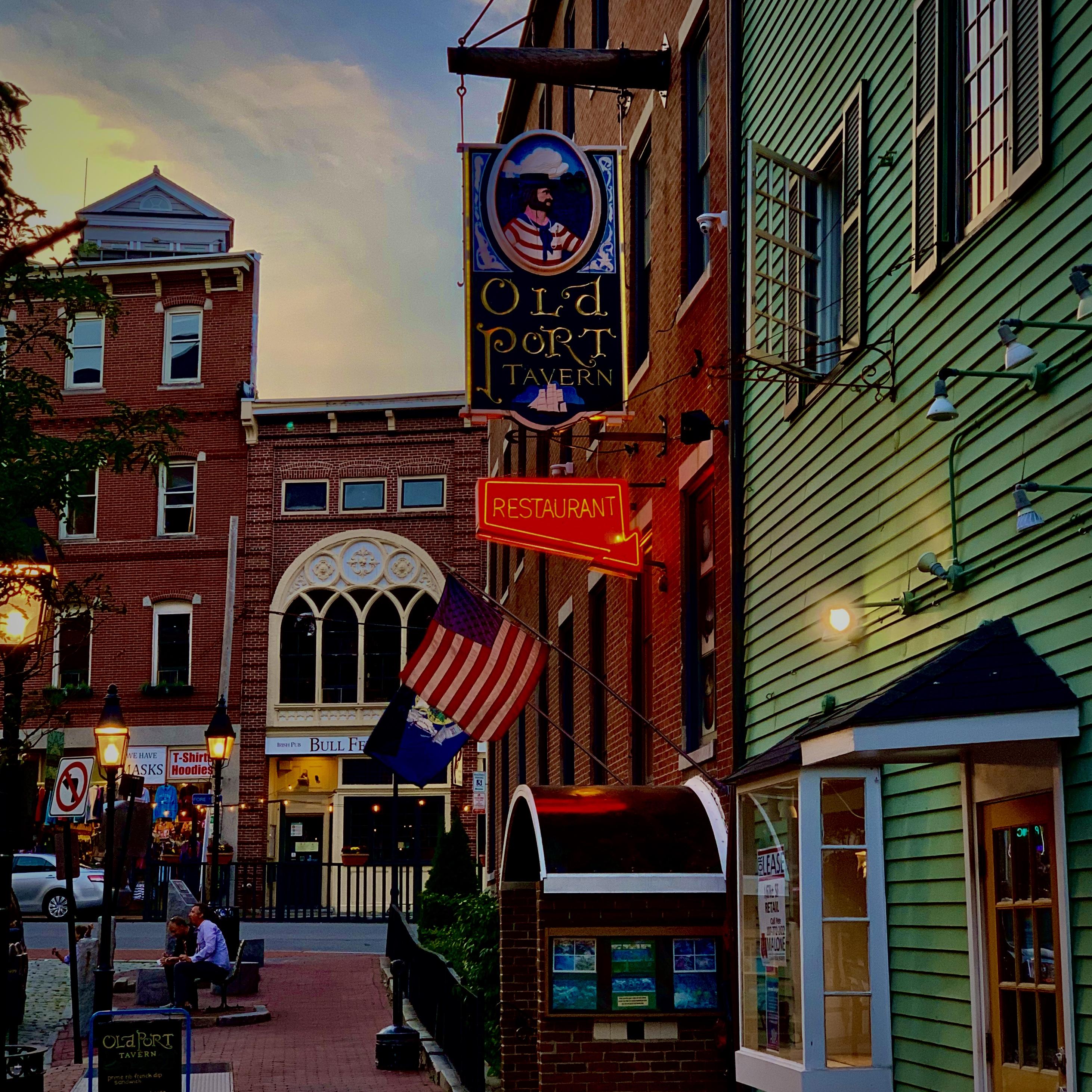 Old Port Tavern @PortlandME