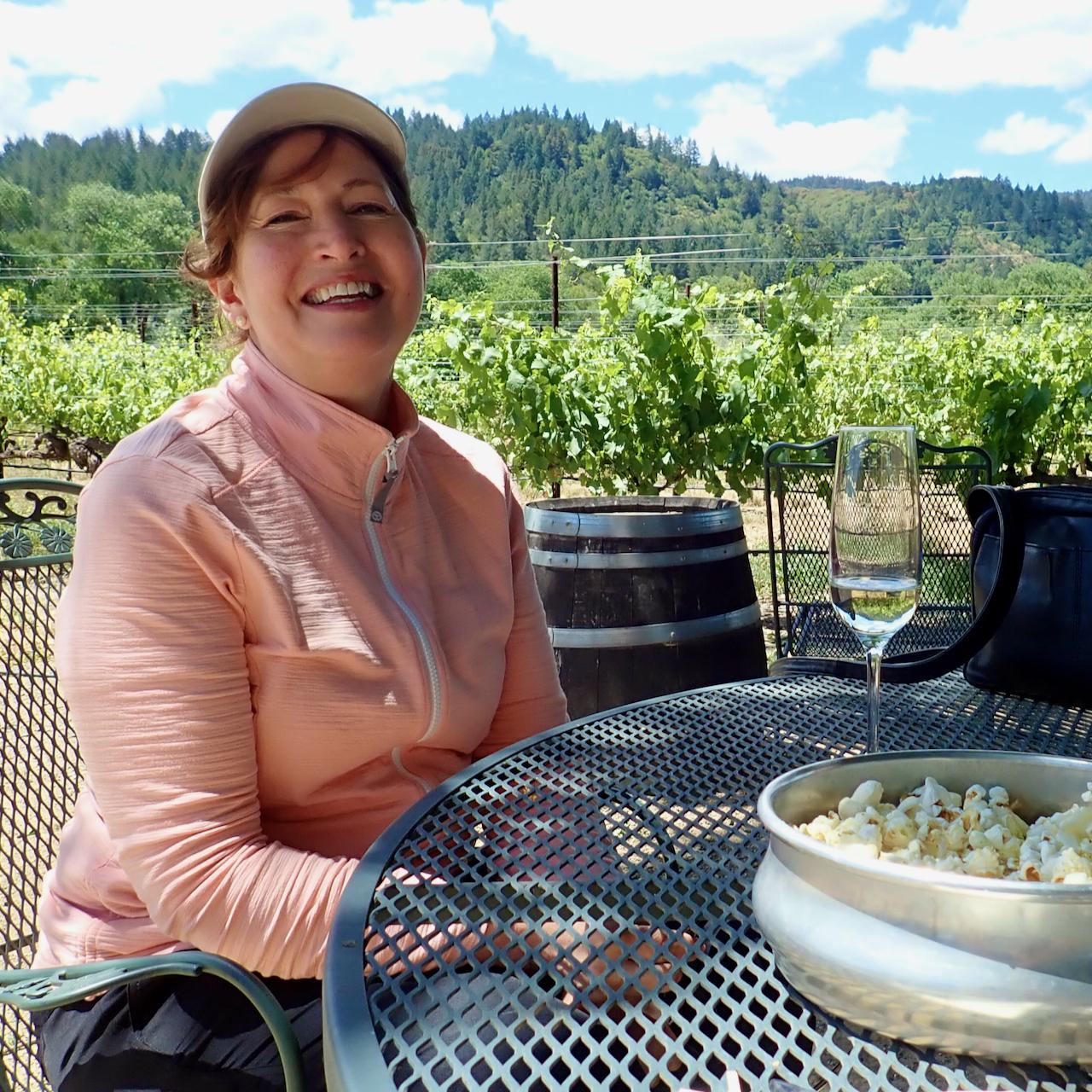 HVW @Amista Vineyards